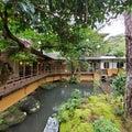 伊豆修善寺「湯回廊 菊屋」の朝食