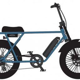 画像 【電動ファットバイク ブロンクス バギー】 やっとです。。。 の記事より 4つ目