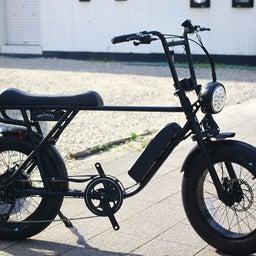 画像 【電動ファットバイク ブロンクス バギー】 やっとです。。。 の記事より 1つ目