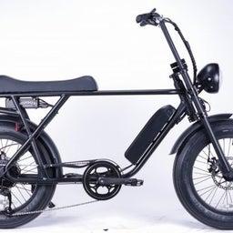 画像 【電動ファットバイク ブロンクス バギー】 やっとです。。。 の記事より 2つ目