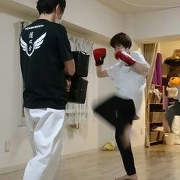 画像 ヨガスタジオでの『キックボクシング』終了 の記事より 5つ目