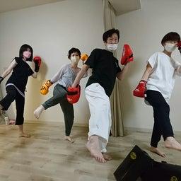画像 ヨガスタジオでの『キックボクシング』終了 の記事より 7つ目