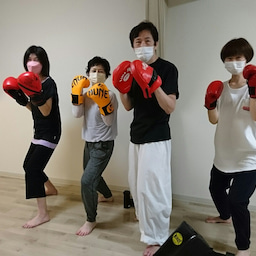 画像 ヨガスタジオでの『キックボクシング』終了 の記事より 6つ目