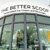 鉄観音のアイスにCOLD BREWのアイス @The Better Scoop