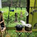 カマボコテントで夏キャンプ②
