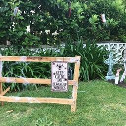 画像 シドニーで見つけたハウスハロウィンデコレーション! の記事より 4つ目