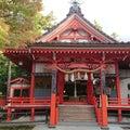 神社へ行こう♪金澤神社