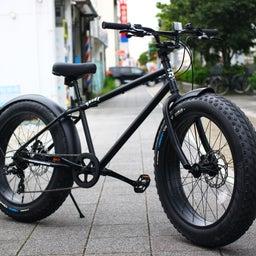 画像 【ファットバイク BRONX BRONX24DD】次回は来月中旬予定です。。 の記事より 5つ目