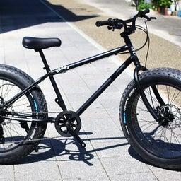 画像 【ファットバイク BRONX BRONX24DD】次回は来月中旬予定です。。 の記事より 3つ目