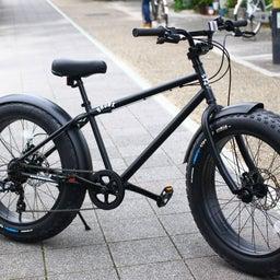 画像 【ファットバイク BRONX BRONX24DD】次回は来月中旬予定です。。 の記事より 2つ目