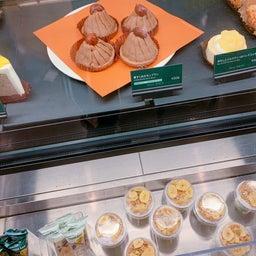画像 #スタバ の #秋スイーツ #栗ずくめのモンブラン #美味しい #栗 #モンブラン #ケーキ の記事より 2つ目