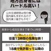 地方出身者には日本帰国が無理ゲーな件。1