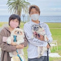 画像 2021.10.24 ご宿泊のワンちゃん達の笑顔☆ の記事より 7つ目