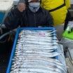 10月25日(月)タチウオ遠征便
