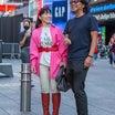 ハリウッドのKOさんと桂三輝さん