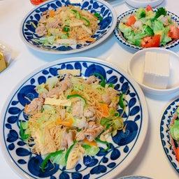 画像 #焼きビーフン #おうちご飯 #いつもありがとう #お母さんの料理 #今天的晚饭 の記事より 1つ目