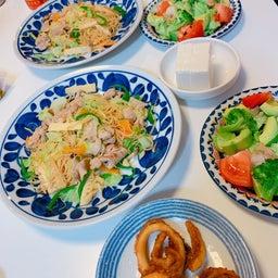 画像 #焼きビーフン #おうちご飯 #いつもありがとう #お母さんの料理 #今天的晚饭 の記事より 4つ目