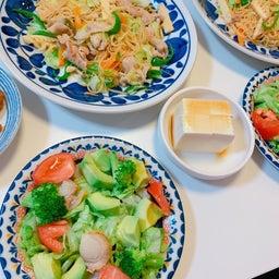画像 #焼きビーフン #おうちご飯 #いつもありがとう #お母さんの料理 #今天的晚饭 の記事より 2つ目