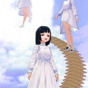 創作 川柳 雲の峰の画像