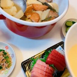 画像 #おでん #お母さんの料理 #美味しすぎた #oden #熬点 #今天的晚饭 #晩ご飯 の記事より 2つ目