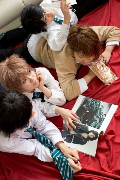 2007/01/20 なかよし4人組
