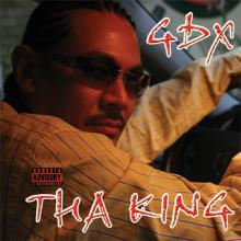 GDX & O.G.F. MUZIK Official Blog-GDX 『THA KING』 ジャケ写 (Webサイズ)