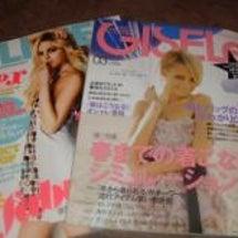 今月の雑誌(^∇^)