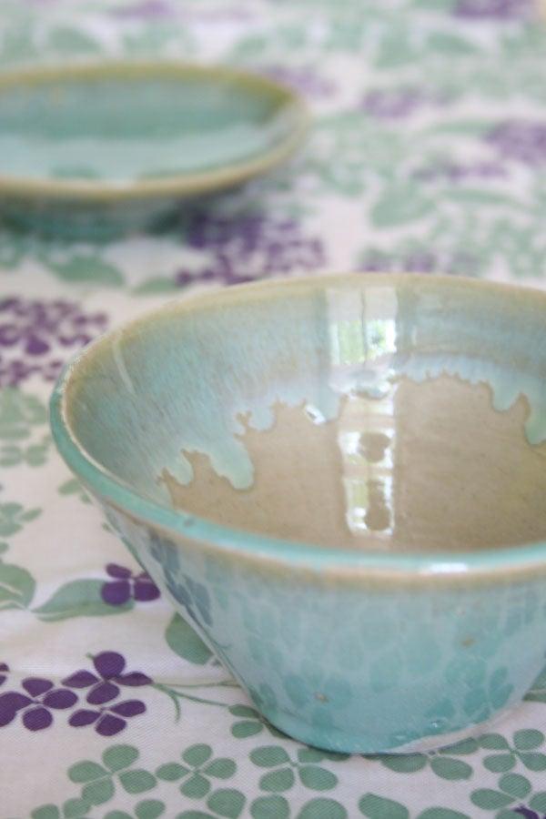 お茶漬け 碗 陶芸