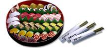 サンワ お寿司盛り合わせ