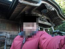 """山岡キャスバルの""""偽オフィシャルブログ""""「サイド4の侵攻」-清瀧寺"""