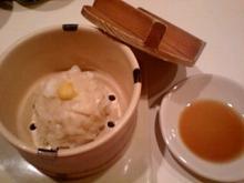 烏丸,梅の花,野菜と豆乳のしゃぶ膳,豆腐しゅうまい