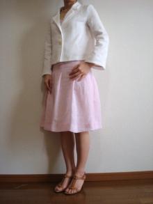 スカート・ジャケット