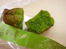 山川さんの抹茶ケーキ