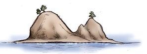 50年前のホボロ島
