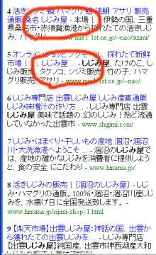 ウェブ検索結果