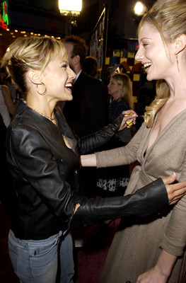 Brittany Murphy and Judy Greer