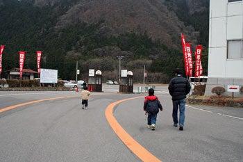 江戸村駐車場