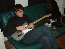 ギターポール