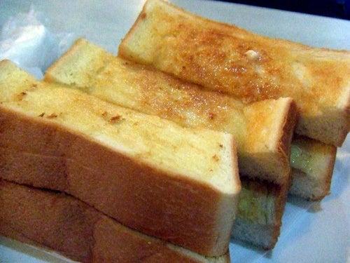 トーストと。