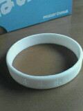white band