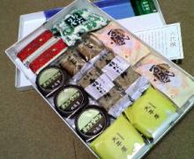 六花亭のお菓子