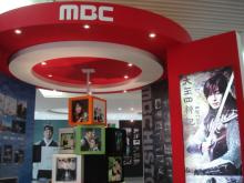 MBCドラマ展示パネル
