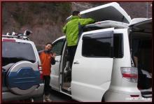 ロフトで綴る山と山スキー-沢渡帰着