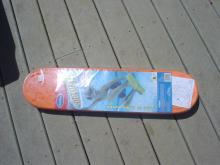 水中スケートボード