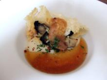 ヒロ 牡蠣の前菜