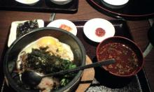 NinjaRyu'sBar-韓国料理1
