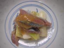 秋刀魚のヌタ