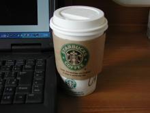 コーヒーとPC
