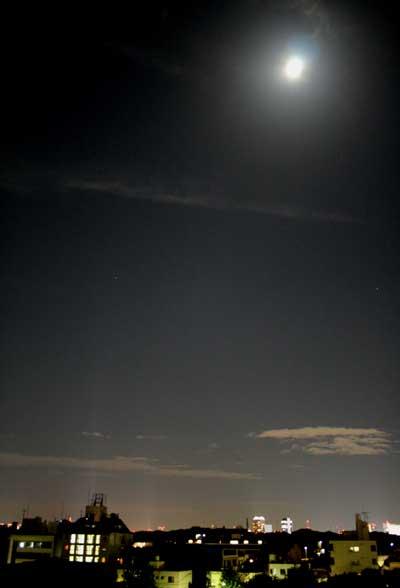 2007中秋の名月