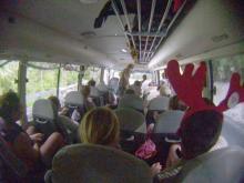 お宝広告館 【まれにみるみれにあむ】-帰りのバスはクリスマス